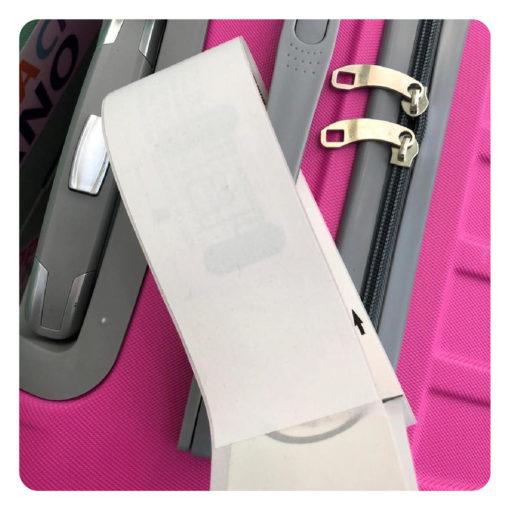 RFID-бирка багажная LuggageTag