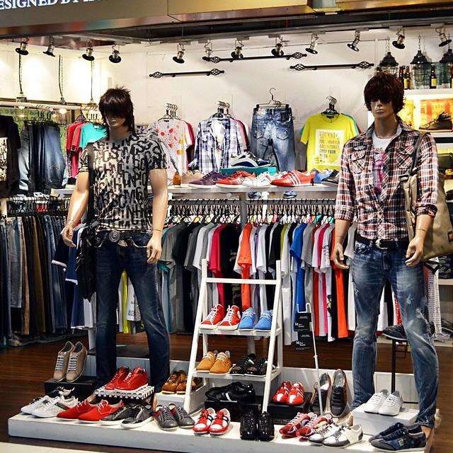 RFID в торговле одеждой и обувью
